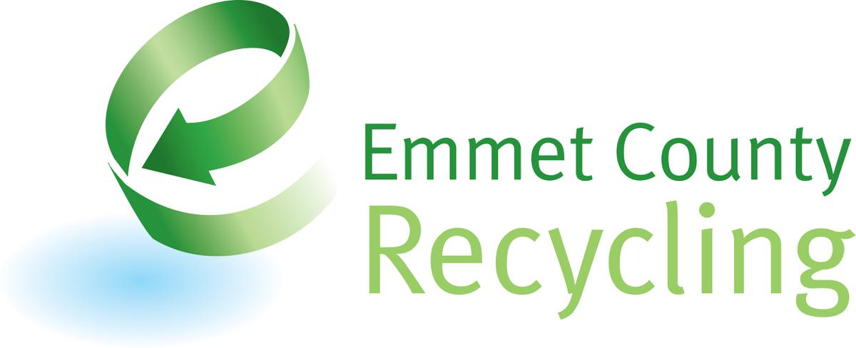 Emmet County Recycling logo