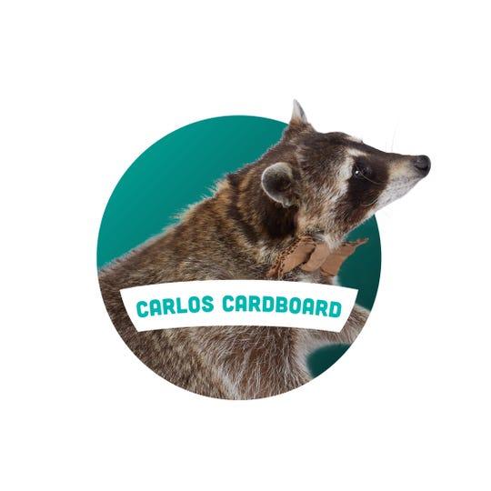 Carlos-Cardboard