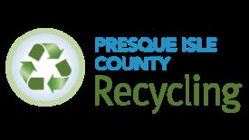 CPresque Isle County Recycling logo