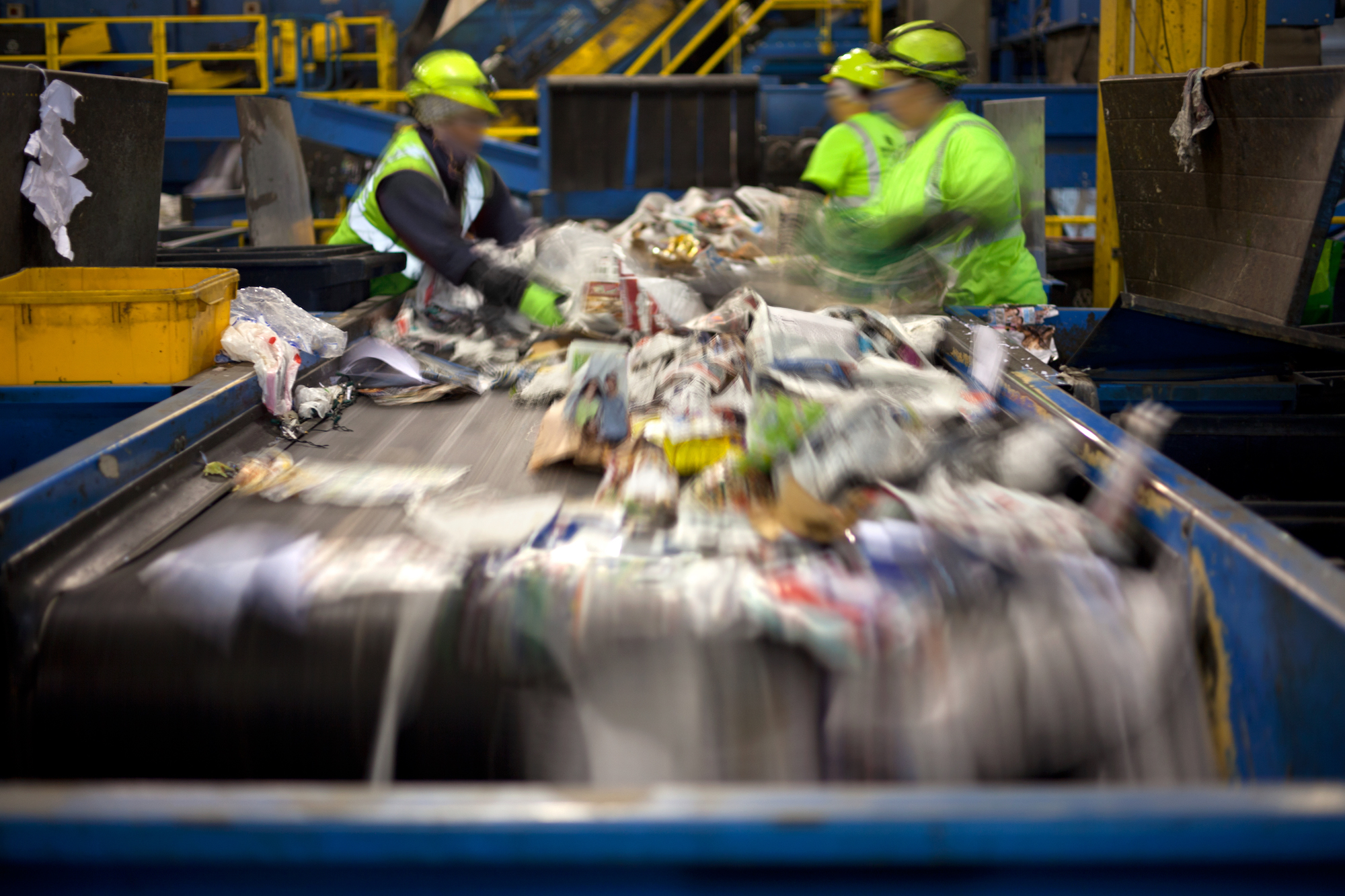 Recycling industry will be key to building back Michigan economy